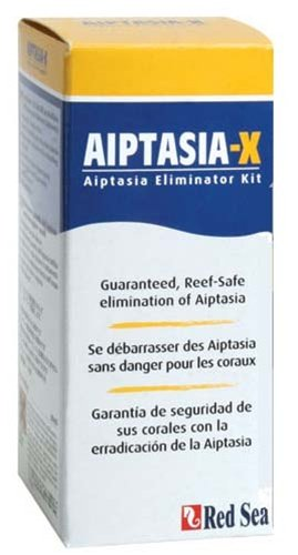 Red Sea Fish Pharm ARE22231 Aiptasia-X Eliminator Kit pour Aquarium, 60 ML