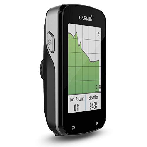 Garmin Edge 820 Fahrrad-Navigationsgerät, ANT+, Europa Fahrradkarte, Active Routing, Round-Trip-Routing, 2,3 Zoll (5,8 cm) Touchscreen-Display, 010-01626-10 - 2