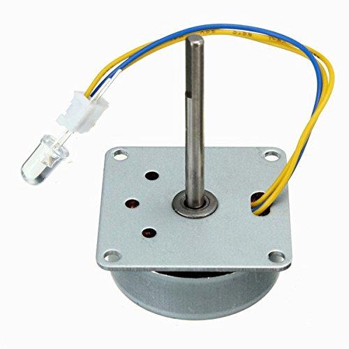 LaDicha 3~24V DC Micro Vent Modèle Mini Générateur De Vent À Main