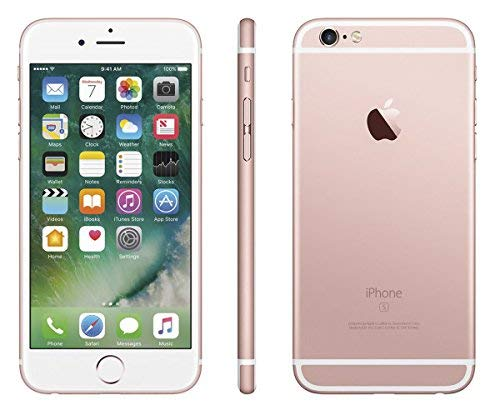 Price comparison product image Apple iPhone 6S,  64GB,  Rose Gold - For AT&T / T-Mobile (Renewed)