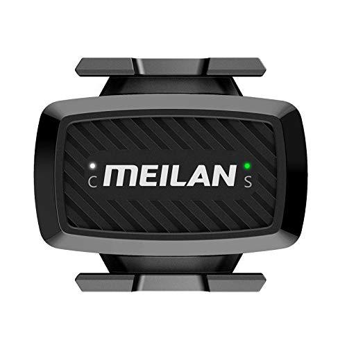 MEILAN C1 Sensor de Cadencia de Velocidad de Bicicleta, Blue
