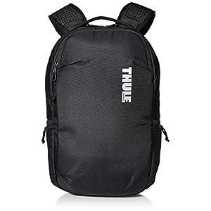 スーリー(THULE) 15インチMacBook Pro・15.6インチパソコン対応バックパック(ブラック・23L)Thule Subterra Backpack ITJ-3204052
