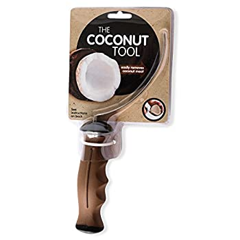 coconut meat removal tool