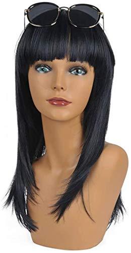 Maniquíes de costura 1pcs Estable Señora maniquí cabeza con la peluca...