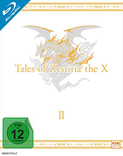 Tales of Zestiria - The X - Staffel 2: Episode 13-25 - Limited Edition [Blu-ray]