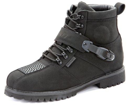 Joe Rocket 1287-0011 Big Bang 2.0 Men's Motorcycle Riding Boots (Black, Size 11)