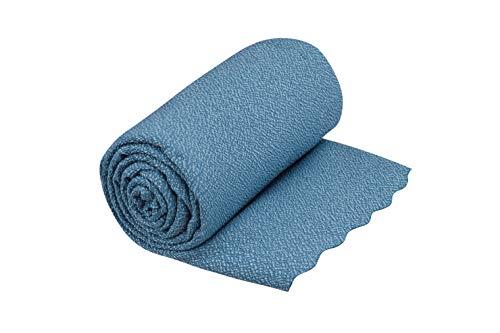 Sea to Summit Airlite Towel Small - Schnelltrocknendes Handtuch Pacific Blue