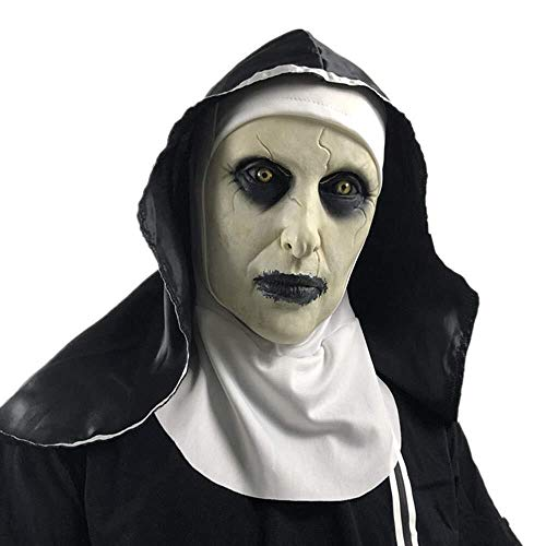 LLF Halloween Horror Mask Surprise Vrouw Ghost Festival Cosplay Masker Latex