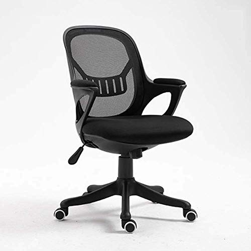 Computerstuhl Home Back Study Schreibtisch Schreibtischstuhl Swivel Stuhl Personal Bürostuhl Lift Stuhl Student Lernstuhl, G MISU (Color : A)
