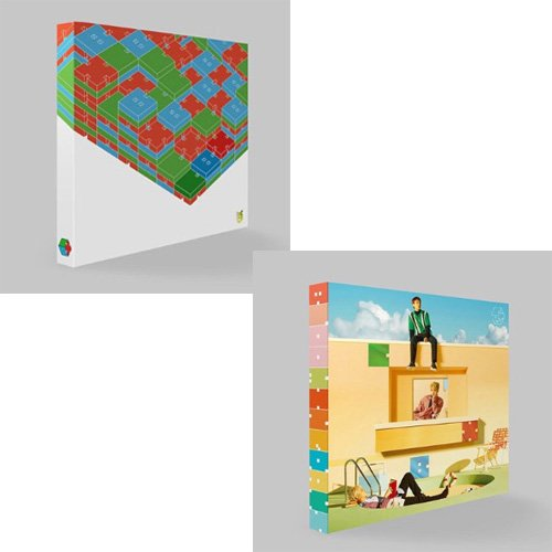EXO CBX [BLOOMING DAYS] 2nd Mini Album Random Ver CD+POSTER+64p Photobook+1p Photo Card+Sticker+Tracking Number K-POP
