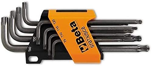 Beta 920//SB8/ 12/punto 8/piezas de 23/mm a 32/mm en riel /1//2/de pulgada con Crome chapado en