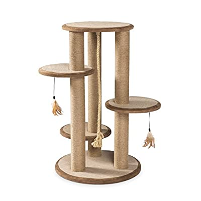 Cat Tree Prevue Pet Products 7150 Kitty... [tag]