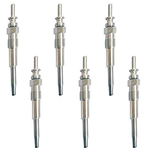 Twowinds - 12237786869 6x Glühkerze E53 E60 E61 E63 E64 E65 E83 E91 E92 E46