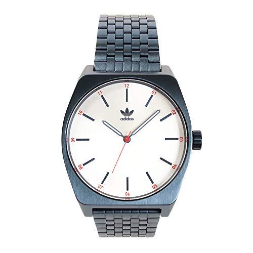 Adidas Originals Process_m1 Watch One Size Navy/Silver Sunray/RedList