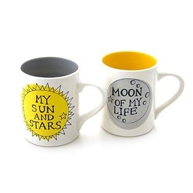 Game of Thrones Earthenware Parody Mug Set
