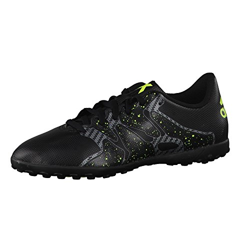 adidas ,  Jungen Fußballschuhe Mehrfarbig Negro/Gris/Lima 38