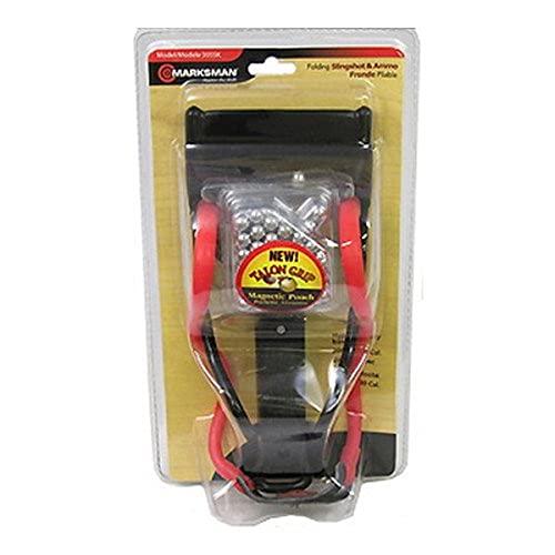 Beeman Laserhawk Folding Slingshot and Ammo Kit