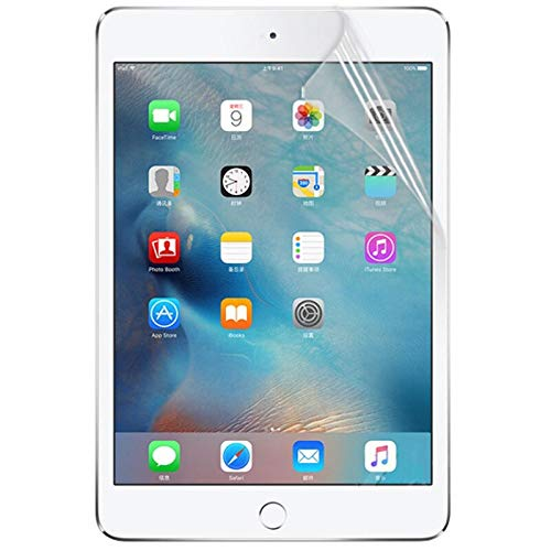 GIVELUCKY 2pcs Clear Soft Screen Protector Front Screen Guard Protective Film,For iPad mini 2 3 4 IPad Pro 9.7 Inch,For iPad 2 3 4