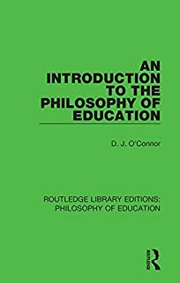 An Introduction to the Philosophy of Education