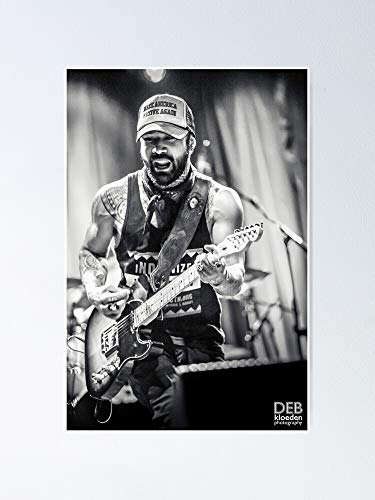 MCTEL Nahko Bear Poster 12x16 Inch No Frame Board for Office Decor, Best Gift Dad Mom Grandmother and Your Friends