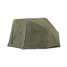 Lucx® Overwrap Couverture d'hiver pour 1 à 2 Personnes Tente de pêche Bivouac Lion (Pas de jeté Uniquement)