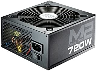 Cooler Master 720W 12V Silent Pro M2 720 Power Supply Unit