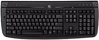 Logitech OEM Pro 2000 Cordless Keyboard UK Layout