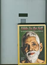 Abide as the Self: The Essential Teachings of Ramana Maharshi