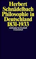 Philosophie in Deutschland 1831 - 1933