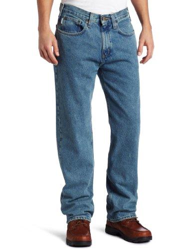 بنطلون جينز رجالي من كارهارت بخمسة جيوب