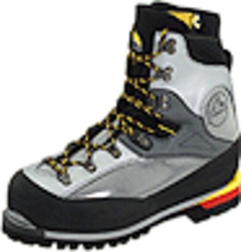 La Sportiva Men's Baruntse Silver Boot 41.5 (US Men's 8.5+) D - Medium