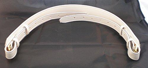 Tuba-Schultergurt Tragegurt Bariton Tenorhorn Euphonium Marching Band Gurt aus Leder Soundman® Tubagurt
