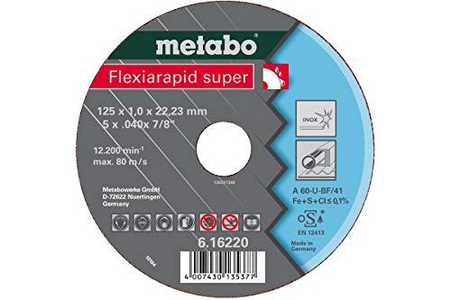 Disco de Tronzar - Metabo 616208000