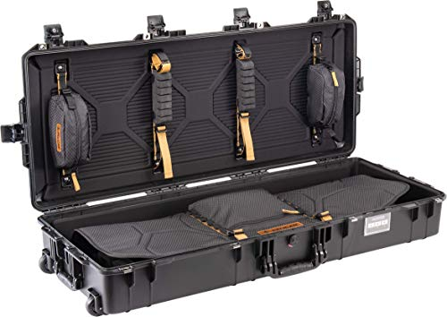 Pelican 017450-0120-110 1745 Air Case, Bow, Black