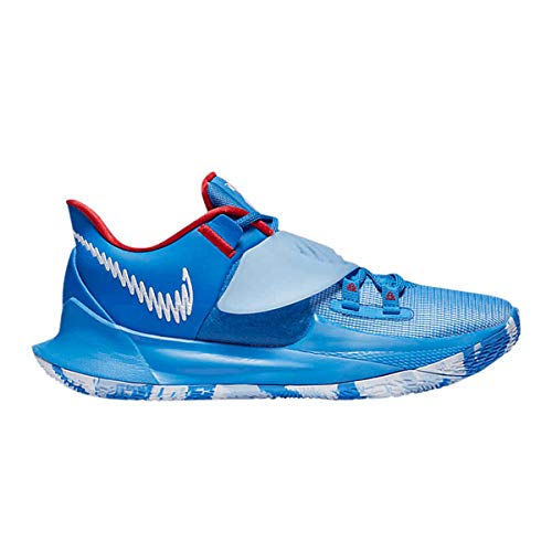 Nike Zapatos De Hombre Kyrie Bajo 3 Pacific Azul CJ1286-400 (M, (Azul, blanco (Pacific Blue/White)), 44.5 EU
