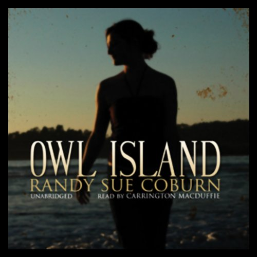 Owl Island audiobook cover art