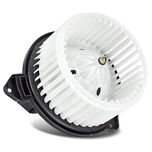 FAERSI ABS Plastic Heater Blower Motor with Fan Cage Fit for 2002-2008 Dodge Ram 1500/2003-2009 Dodge Ram 2500 3500/2009-2010 Dodge Ram 4500/2002-2004 Jeep Grand Cherokee Replaces 700012 PM9198