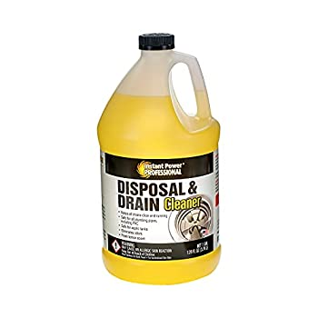 Instant Power Disposal and Drain Cleaner Drainage Clog Remover 128 Fl Oz.