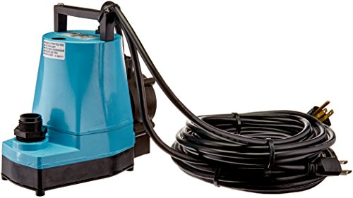 1200 GPH Little Giant Automatic Hydroponic Pump, Submersible Pump  $124.59 + Free shipping