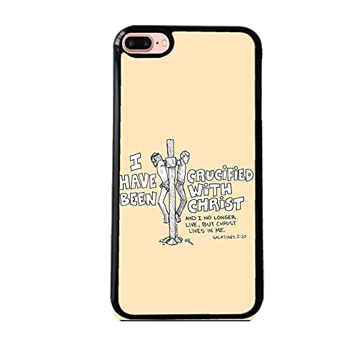En La Moda Compatible con Apple iPhone 7 8 4.7 Inch Diseño Faithfulness para Mujeres Conchas De Plástico