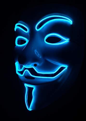 Vendetta LED Maske