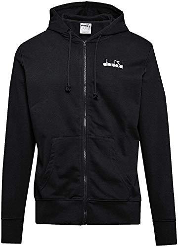Diadora - Felpa HD FZ Jacket CHROMIA per Uomo (EU XXL)