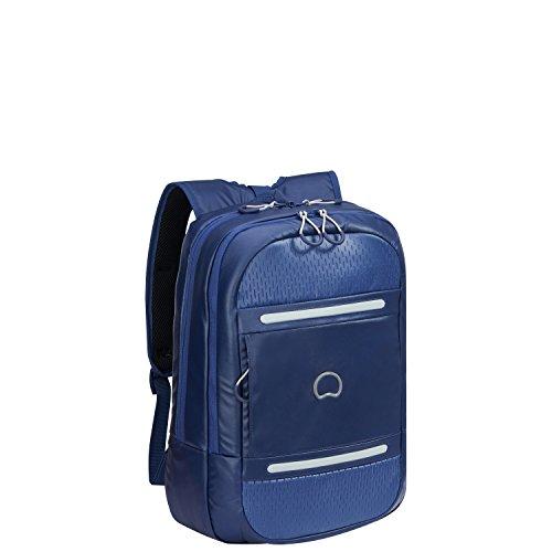 DELSEY PARIS Montsouris Zaino Casual, 45 cm, 39 liters, Blu (Bleu Foncé)