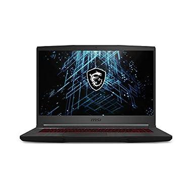 MSI GF65 Thin 10UE-047 15.6″ 144Hz 3ms Gaming Laptop Intel Core i7-10750H RTX3060 16GB 512GB NVMe SSD Win10