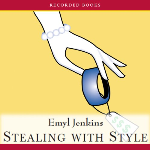 Stealing with Style audiobook cover art
