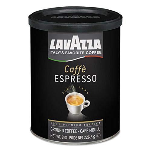 Lavazza Caffe Espresso Ground Coffee