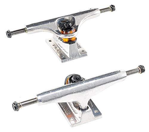 Thunder Team 147 Hi Skateboard-Achse, gebürstet, 1 Paar (2 Stück)