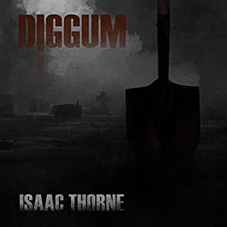 Diggum audiobook cover art