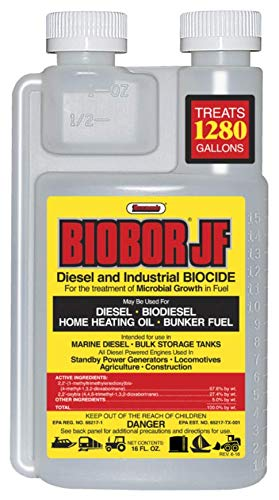 Biobor JF Diesel Biocide and Lubricity Additive, 16-Ounce