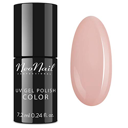 NeoNail UV Nagellack 7,2 ml - - UV Lack Gel Polish Soak off Nagellack UV Gel LED Polish Lack Shellac (3192-7 Natural Beauty)